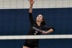 CIAC Girls Volleyball; Bristol Eastern vs. Farmington - Photo # 606