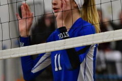 CIAC Girls Volleyball; Bristol Eastern vs. Farmington - Photo # 616