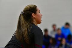 CIAC Girls Volleyball; Bristol Eastern vs. Farmington - Photo # 642