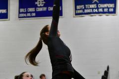 CIAC Girls Volleyball; Bristol Eastern vs. Farmington - Photo # 646