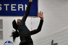 CIAC Girls Volleyball; Bristol Eastern vs. Farmington - Photo # 660