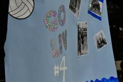 CIAC Girls Volleyball; Bristol Eastern vs. Farmington - Photo # 686