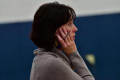 CIAC Girls Volleyball; Bristol Eastern vs. Farmington - Photo # 735