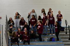 CIAC Girls Volleyball; Bristol Eastern vs. Farmington - Photo # 791