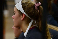 CIAC Girls Volleyball; Bristol Eastern vs. Farmington - Photo # 815