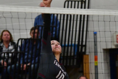 CIAC Girls Volleyball; Bristol Eastern vs. Farmington - Photo # 915