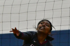 CIAC Girls Volleyball; Bristol Eastern vs. Farmington - Photo # 928