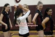 CIAC Girls Volleyball - CCCT Focused on Farmington vs. Bristol Eastern - Photo # (133)