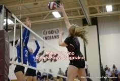 CIAC Girls Volleyball - CCCT Focused on Farmington vs. Bristol Eastern - Photo # (148)