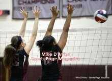 CIAC Girls Volleyball - CCCT Focused on Farmington vs. Bristol Eastern - Photo # (159)