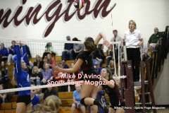 CIAC Girls Volleyball - CCCT Focused on Farmington vs. Bristol Eastern - Photo # (166)