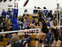 CIAC Girls Volleyball - CCCT Focused on Farmington vs. Bristol Eastern - Photo # (167)