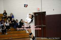 CIAC Girls Volleyball - CCCT Focused on Farmington vs. Bristol Eastern - Photo # (180)