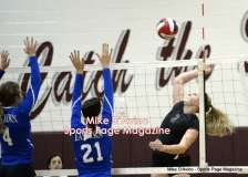CIAC Girls Volleyball - CCCT Focused on Farmington vs. Bristol Eastern - Photo # (187)