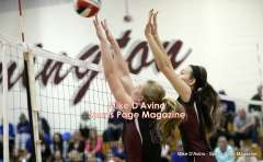 CIAC Girls Volleyball - CCCT Focused on Farmington vs. Bristol Eastern - Photo # (196)