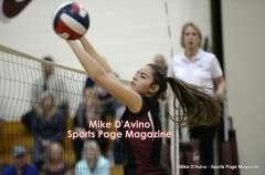 CIAC Girls Volleyball - CCCT Focused on Farmington vs. Bristol Eastern - Photo # (217)