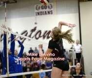 CIAC Girls Volleyball - CCCT Focused on Farmington vs. Bristol Eastern - Photo # (220)