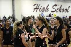 CIAC Girls Volleyball - CCCT Focused on Farmington vs. Bristol Eastern - Photo # (222)