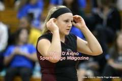 CIAC Girls Volleyball - CCCT Focused on Farmington vs. Bristol Eastern - Photo # (250)