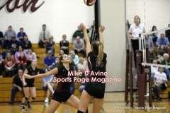 CIAC Girls Volleyball - CCCT Focused on Farmington vs. Bristol Eastern - Photo # (289)