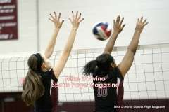 CIAC Girls Volleyball - CCCT Focused on Farmington vs. Bristol Eastern - Photo # (304)