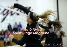 CIAC Girls Volleyball - CCCT Focused on Farmington vs. Bristol Eastern - Photo # (4)