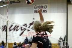 CIAC Girls Volleyball - CCCT Focused on Farmington vs. Bristol Eastern - Photo # (74)