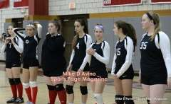 Gallery CIAC Girls Volleyball Class L Tournament SF's – #1 Farmington 3 vs. #5 Pomperaug 0 - Photo # (25)