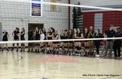 Gallery CIAC Girls Volleyball Class L Tournament SF's – #1 Farmington 3 vs. #5 Pomperaug 0 - Photo # (26)