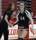 Gallery CIAC Girls Volleyball Class L Tournament SF's – #1 Farmington 3 vs. #5 Pomperaug 0 - Photo # (31)