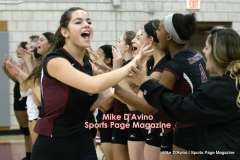 Gallery CIAC Girls Volleyball Class L Tournament SF's – #1 Farmington 3 vs. #5 Pomperaug 0 - Photo # (39)