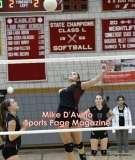 Gallery CIAC Girls Volleyball Class L Tournament SF's – #1 Farmington 3 vs. #5 Pomperaug 0 - Photo # (4)