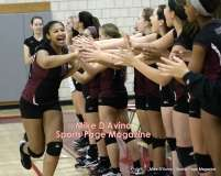 Gallery CIAC Girls Volleyball Class L Tournament SF's – #1 Farmington 3 vs. #5 Pomperaug 0 - Photo # (41)