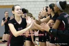 Gallery CIAC Girls Volleyball Class L Tournament SF's – #1 Farmington 3 vs. #5 Pomperaug 0 - Photo # (42)