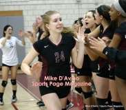 Gallery CIAC Girls Volleyball Class L Tournament SF's – #1 Farmington 3 vs. #5 Pomperaug 0 - Photo # (43)