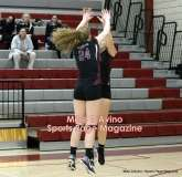 Gallery CIAC Girls Volleyball Class L Tournament SF's – #1 Farmington 3 vs. #5 Pomperaug 0 - Photo # (46)
