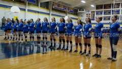 CIAC Girls Volleyball Class M State QF's Seymour 3 vs Plainville 2 (25-22, 21-25, 25-14, 21-25, 15-3) - Photo (3)