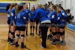 CIAC Girls Volleyball Class M State QF's Seymour 3 vs Plainville 2 (25-22, 21-25, 25-14, 21-25, 15-3) - Photo (36)