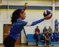CIAC Girls Volleyball Class M State QF's Seymour 3 vs Plainville 2 (25-22, 21-25, 25-14, 21-25, 15-3) - Photo (41)