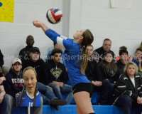 CIAC Girls Volleyball Class M State QF's Seymour 3 vs Plainville 2 (25-22, 21-25, 25-14, 21-25, 15-3) - Photo (46)