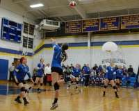 CIAC Girls Volleyball Class M State QF's Seymour 3 vs Plainville 2 (25-22, 21-25, 25-14, 21-25, 15-3) - Photo (62)