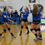 CIAC Girls Volleyball Class M State QF's Seymour 3 vs Plainville 2 (25-22, 21-25, 25-14, 21-25, 15-3) - Photo (72)