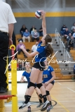 CIAC Girls Volleyball Class M State SF's - #3 Seymour 2 vs. #7 East Haven 3 (147)