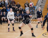 CIAC Girls Volleyball Class M State SF's - #3 Seymour 2 vs. #7 East Haven 3 (154)