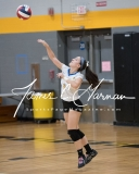 CIAC Girls Volleyball Class M State SF's - #3 Seymour 2 vs. #7 East Haven 3 (164)