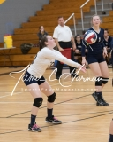 CIAC Girls Volleyball Class M State SF's - #3 Seymour 2 vs. #7 East Haven 3 (165)