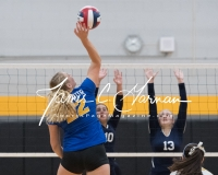 CIAC Girls Volleyball Class M State SF's - #3 Seymour 2 vs. #7 East Haven 3 (167)