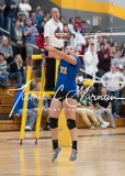 CIAC Girls Volleyball Class M State SF's - #3 Seymour 2 vs. #7 East Haven 3 (170)