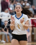 CIAC Girls Volleyball Class M State SF's - #3 Seymour 2 vs. #7 East Haven 3 (176)