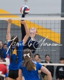 CIAC Girls Volleyball Class M State SF's - #3 Seymour 2 vs. #7 East Haven 3 (178)